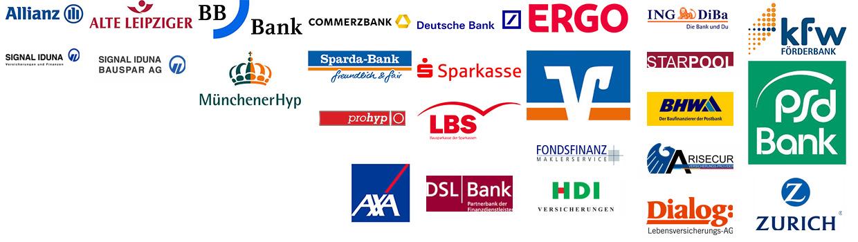 Banken Partner der Quantis Consulting GmbH